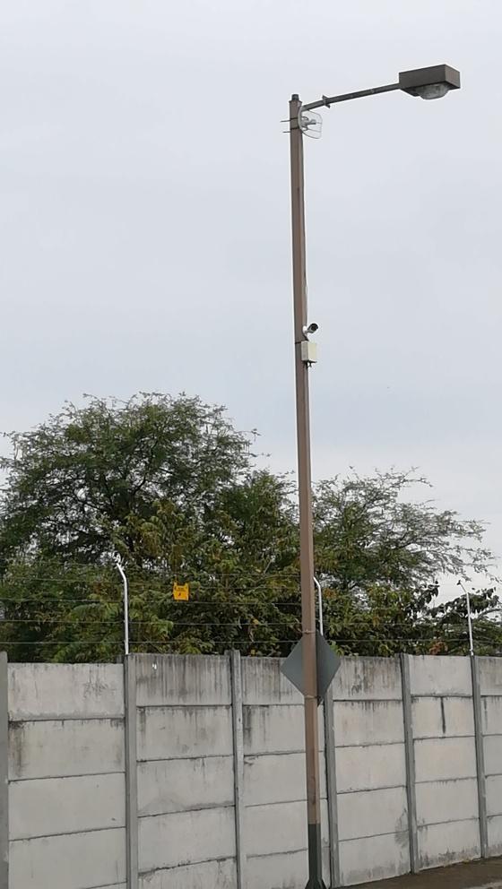 cámaras con antena
