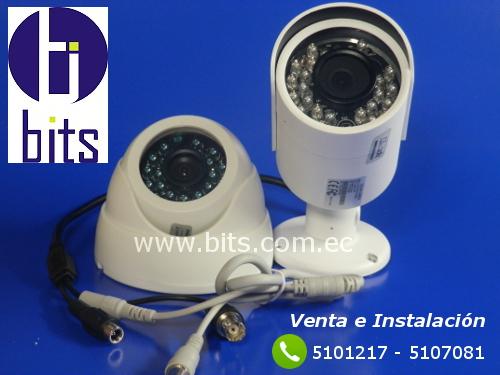 Instalación, venta y asesoría en cámaras de seguridad en playas villamil